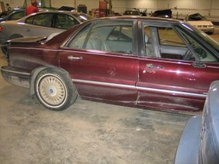 LeSabre Automatic Transmission w O supercharger 95457 Miles