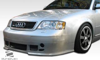 1998 2001 audi a6 duraflex type a front lip body kit