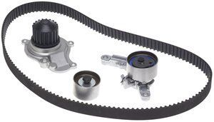Gates TCKWP265A Engine Timing Belt Kit w Water Pump