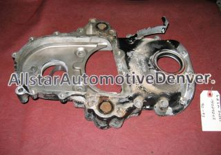 GM Chevy 6 5 Diesel Engine Timing Gear Cover 1990 93 14289