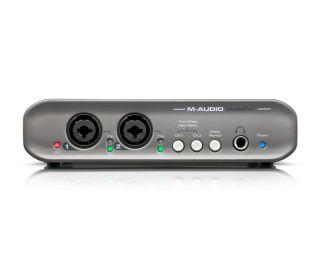 Audio Mobile Pre MKII ProTools SE USB Audio Recording Interface