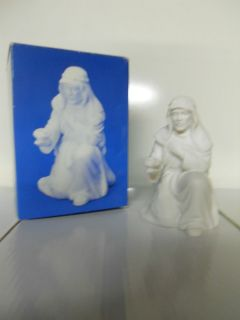 1988 Avon Nativity Collectibles The Innkeeper Figurine