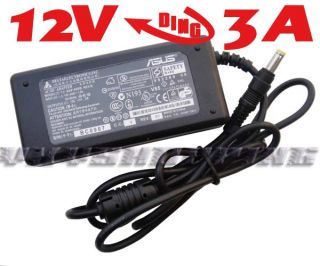 Adapter Power Charger F. ASUS Eee PC Mini 900 1000 Laptop Notebook 36W