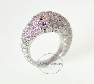 Carrera Y Carrera 18K White Gold Diamond Ava Ring