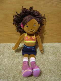 Groovy Girls Stuffed Plush Doll Ayanna Beautiful