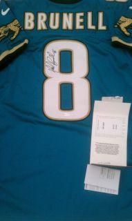 Signed Jacksonville Jaguars NFL Licensed Authentic Jersey UDA