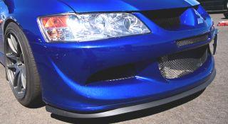 Lincoln EZ Lip Front Spoiler Chin Valence Body Kit Wing LS MKZ MKS MKT