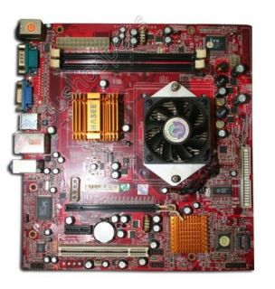 Intel Mobile Core Duo 945 M ATX Combo Modt Motherboard