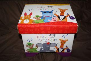 Baby Einstein 10 DVD Box Set Complete Collection New