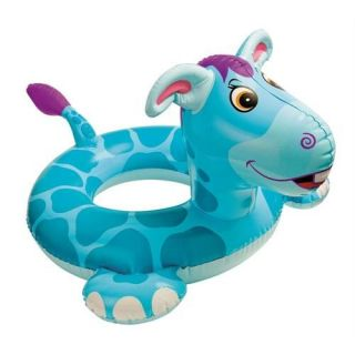 Cute Animal Baby Float Inflatable Swim Ring Swimming Aid Trainer 3 6