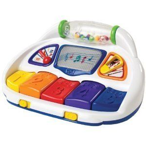 New Baby Einstein Count and Compose Piano Toy for Toddlers Children