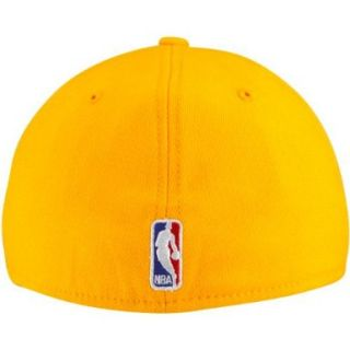 Los Angeles Lakers Basic Logo Structured Flex Fit Adidas TX19Z Hat Cap