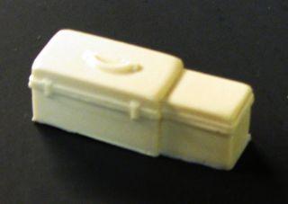25 Scale Model Funeral Infant Baby Transport Case