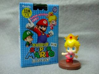 Edition Toy Nintendo SUPER MARIO Mini Figure Collection   BABY PEACH