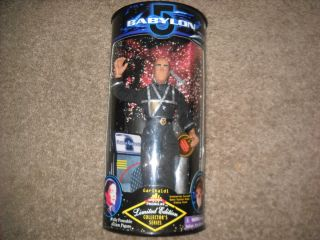 BABYLON 5 Limited Edition Collector Series Garibaldi Action Figure 9 1
