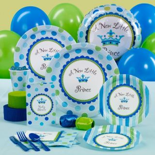 New Little Prince Baby Shower Party Supplies You Pick