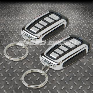 Way Remote Car Auto Security Alarm Siren Search Trunk Key Chain T16