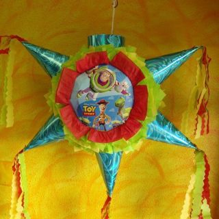 Pinata Toy Story Birthday Party Mexican Craft for Candy