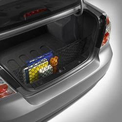 chevrolet aveo cargo net secure items in the trunk of your chevrolet