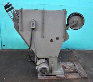 Bader Space Saver 1004A Belt Grinder and Polishing Machine