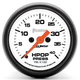 Auto Meter 5796 2 1 16in Hpop Press 1994 2007 Ford 7 3L 6 0L