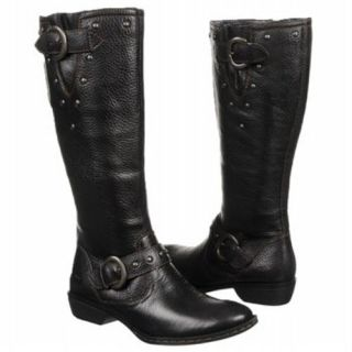 Born B O C Leather Look Knee High Boots in Black or Brown