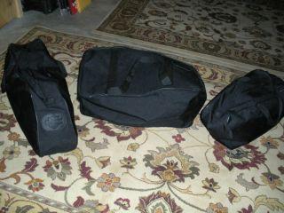 Harley Davidson Touring Pak and Saddle Bag Liners