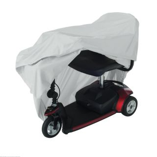 Mobility Scooter Cover Grey 1 Size Fits Most