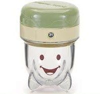Magic Baby Bullet Food Maker Date Dial Storage Cups