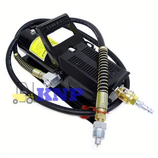 10 Ton Air & Hydraulic Pump Body Shop Tools MOD Auto Durable HP Porta