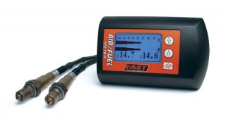 Fast Wide Band Dual O2 Sensor Digital Gasoline Air Fuel Meter 170402