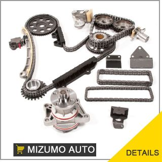 5L 2 7L Engine Timing Chain Kit Water Pump H25A H27A New Parts