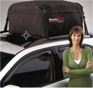 RackSack Car Rain Water proof Cargo Top Bag Luggage Carrier Rack