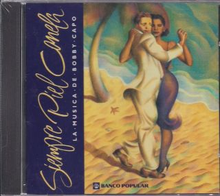 BANCO POPULAR Siempre piel canela NO LONGER MADE rare CD la musica
