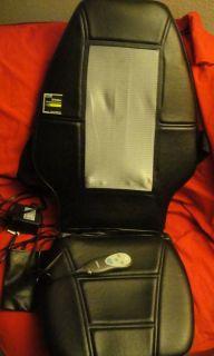 Homedics Shiatsu Full Back Massage Cushion Seat SBM 200
