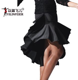 Latin Salsa Tango Ballroom Dance Dress S8020 Skirt