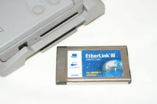 Toshiba Libretto 50ct Laptop Notebook Working Windows 98 EXTRAS