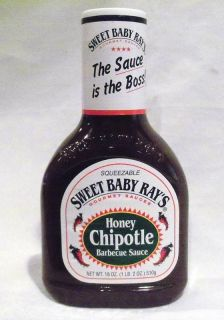Sweet Baby Rays Honey Chipotle Barbecue Sauce