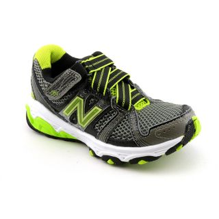 New Balance KV689 Youth Kids Boys Size 11 Black Wide Running Shoes