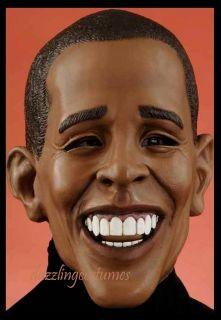 deluxe president barack obama mask costume accessory prop barak