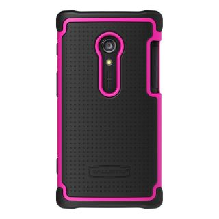 Ballistic SG Shell Gel Case for Sony Xperia ion T28i Luna, Hot Pink on