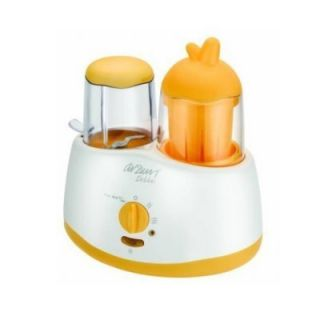 BEBBE MULTI FUNCTION FOOD PROCESSOR for BABY BRAND NEW SEALED BOX FREE