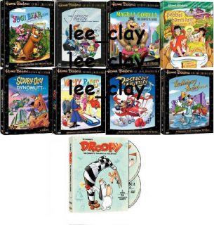 Hanna Barbera Ultimate Collection 9 BOX SETS NEW Yogi Bear Jetsons
