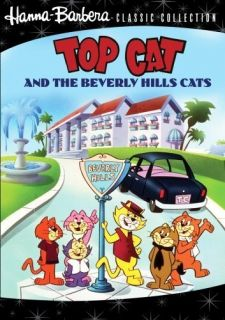 Hanna Barbera Classic Collection DVD Top Cat The Beverly Hill Cats