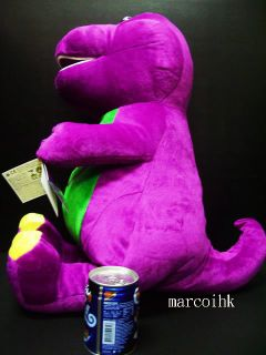 Rare High Quality Barney 25 Huge Plush Soft Toy ~ New