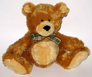 Russ Berrie Barron Stuffed Plush Teddy Bear Toy 35642