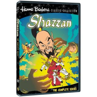 Shazzan The Complete Series DVD 2 Disc Set Hanna Barbera