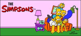 Simpsons 8 Party Invitations 4 Sheets Stickers Hallmark Bart