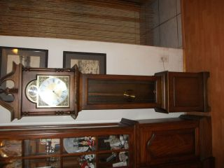Howard Miller Tempus Fugit Grandfather Clock Chime Barwick