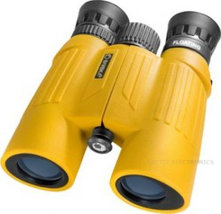 Barska Floatmaster 10x30 Water Proof Floating Yellow Binoculars